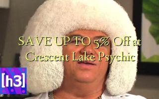 SAVE UP TO 5% Toka kwenye Crescent Lake Psychic