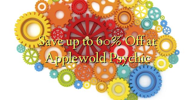 Ietaupiet līdz pat 60% Off pie Applewold Psychic