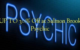 UP TO 30% Toka kwenye Salmon Brook Psychic
