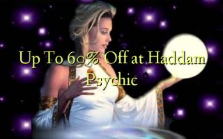 Op til 60% Off på Haddam Psychic