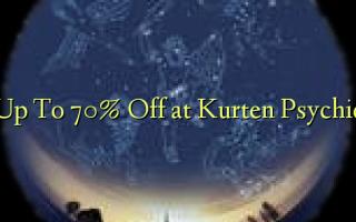 Op til 70% Off på Kurten Psychic