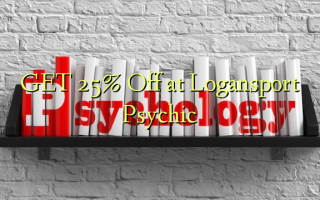 GET 25% Off at Logansport Psychic