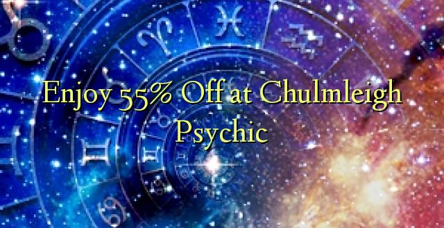 Furahia 55% Toa kwenye Chulmleigh Psychic
