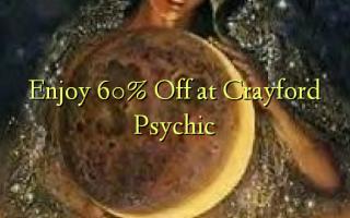 Furahia 60% Toka kwenye Crayford Psychic