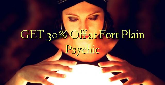 Pata 30% Fungua kwenye Psychic Fort Plain