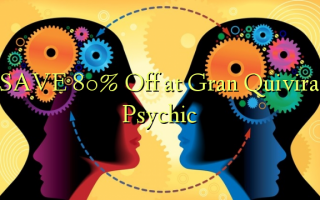 SAVE 80% Off no Gran Quivira Psychic