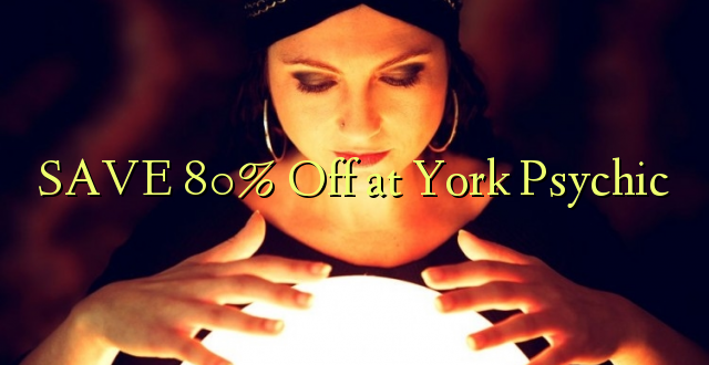Gem 80% Off ved York Psychic