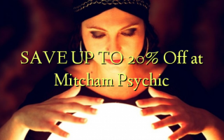 SAVE UP TO 20% Off em Mitcham Psychic