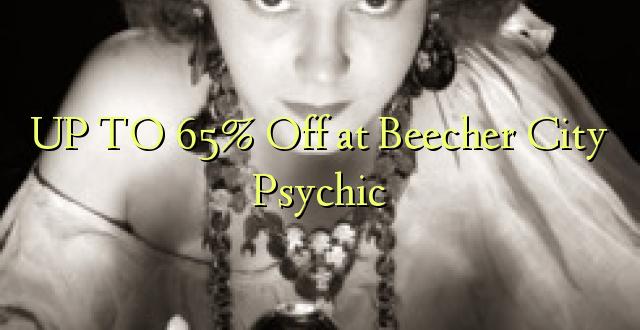 UP TO 65% Omba kwenye Beecher City Psychic
