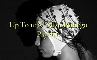 Hadi Kwa 10% Toa kwenye Pantego Psychic
