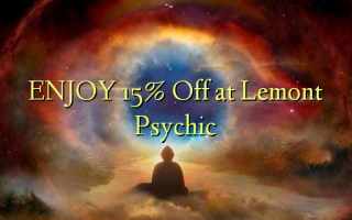 Nyd 15% Off ved Lemont Psychic