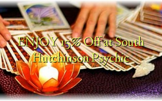 Nyd 15% Off ved South Hutchinson Psychic