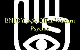 Nyd 25% Off på Woburn Psychic