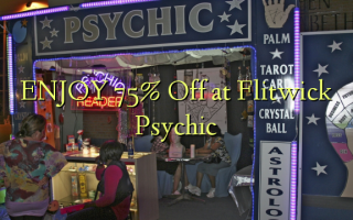 Nyd 75% Off på Flitwick Psychic