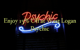 Nyd 15% Off ved West Logan Psychic