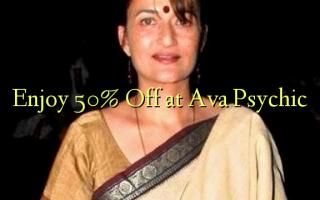 Nyd 50% Off på Ava Psychic