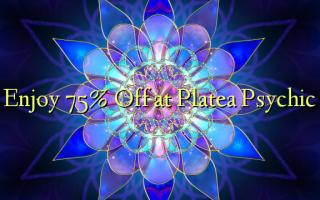 Profitez de 75% Off chez Platea Psychic