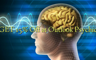 GET 15% Off ved Outlook Psychic