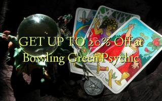 FÅ OP TIL 20% Off på Bowling Green Psychic
