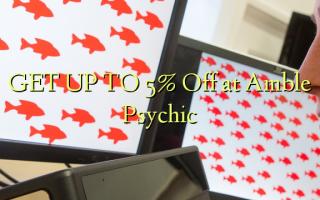 FÅ OP TIL 5% Off på Amble Psychic
