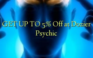 FÅ OP TIL 5% Off på Dozier Psychic