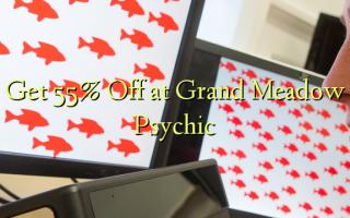 Grand Meadow Psychic-da 55% Off-i alın