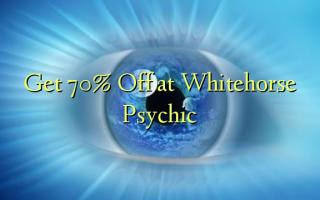 Få 70% Off på Whitehorse Psychic
