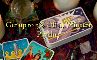 Winnett Psychic-da 5% -ə qədər qayıdın