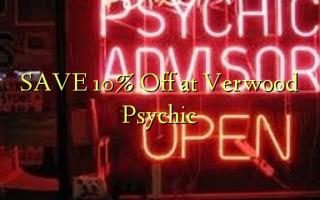 Gem 10% Off ved Verwood Psychic