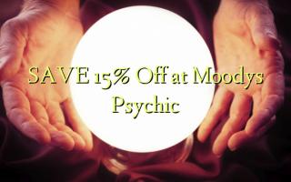 Gem 15% Off på Moodys Psychic