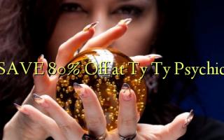 СКИДКА 80% на Ty Ty Psychic