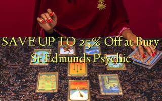 SPAR OP TIL 25% Off på Bury St Edmunds Psychic