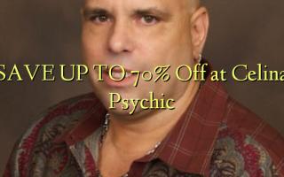 SPAR OP TIL 70% Off ved Celina Psychic