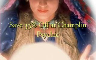 Gem 35% Off ved Champlin Psychic