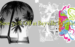 Gem 50% Off ved Bayville Psychic