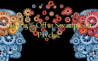 Скидка 75% на Swampscott Psychic