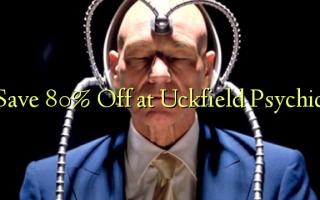 Gem 80% Off ved Uckfield Psychic