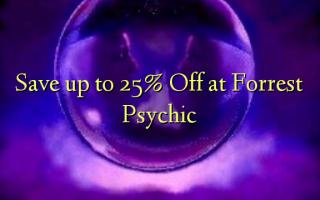 Spar op til 25% Off på Forrest Psychic