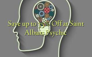 Gem op til 35% Off ved Saint Albans Psychic