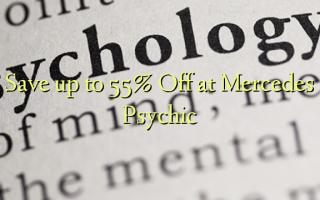 Spar op til 55% Off på Mercedes Psychic