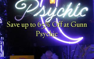 Spar op til 65% Off ved Gunn Psychic