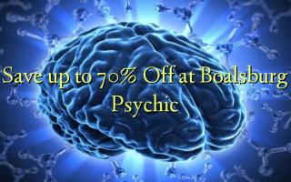 Spar op til 70% Off ved Boalsburg Psychic