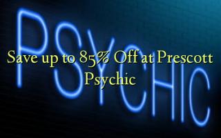 Gem op til 85% Off på Prescott Psychic