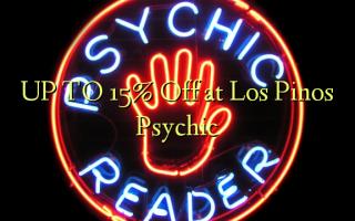Скидки до 15 в Los Pinos Psychic