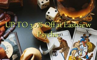 OP TIL 30% Off ved Eastview Psychic