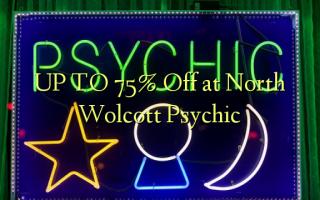 OP TIL 75% Off på North Wolcott Psychic