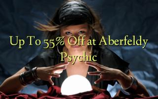 Op til 55% Off ved Aberfeldy Psychic