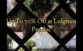 Op til 70% Off ved Lofgreen Psychic