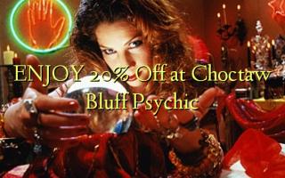 Nyd 20% Off på Choctaw Bluff Psychic