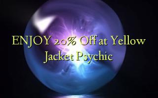Furahia 20% Ondoa kwenye jani la jadi Psychic